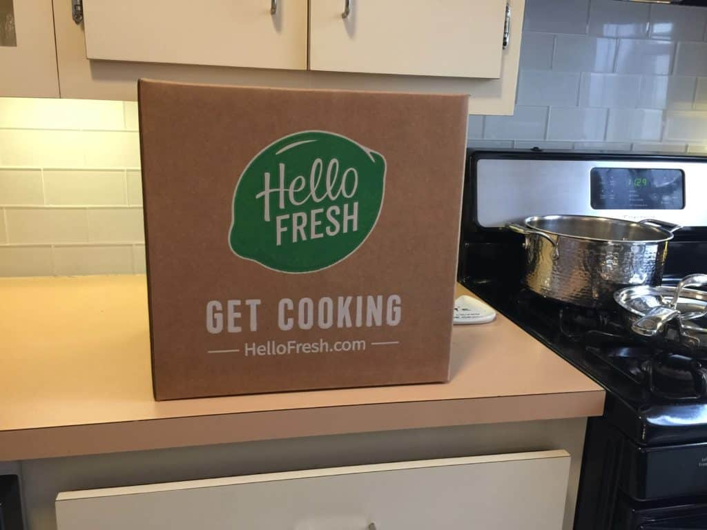 Hello Fresh Box