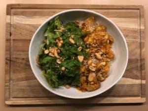 Burmese Shredded Chicken By Gobble