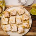 White Chip Lemon Bars by Chef'd