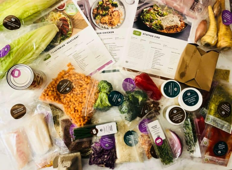 GreenChef food box
