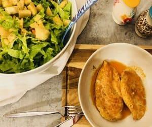Buffalo glazed chicken breast
