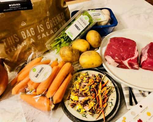 HelloFresh products