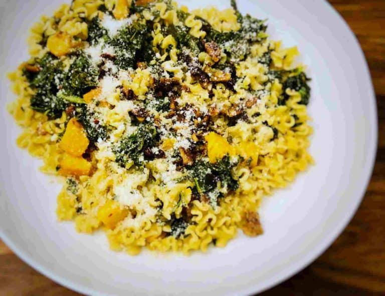 Butternut Squash Pasta by Blue Apron
