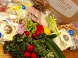 Green Chef Box