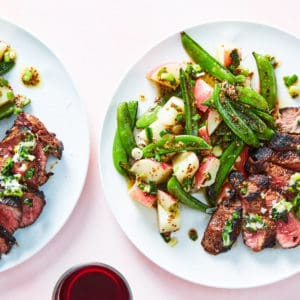 Chipotle Spiced Steak