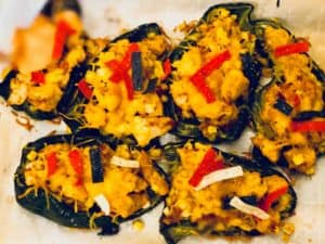 Home Chef Chicken Poblano Poppers 2