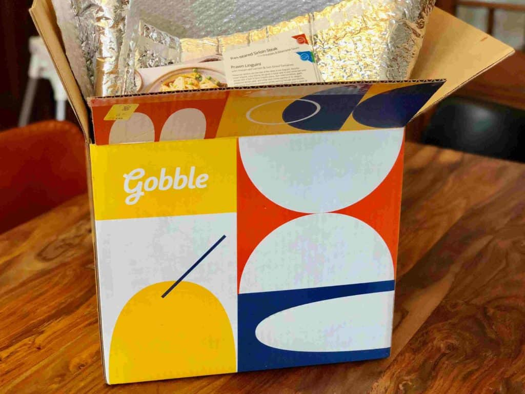 Gobble Box- Loved the design