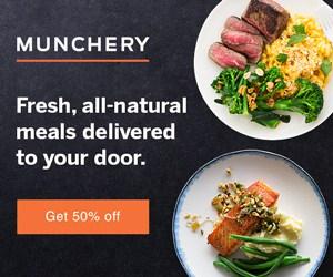 Munchery Promotion