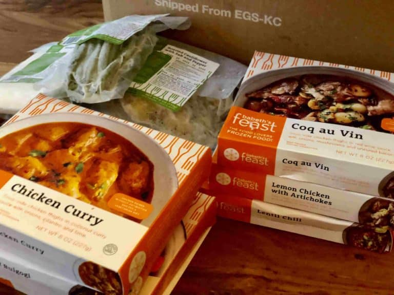 Babeth's Feast Boxes