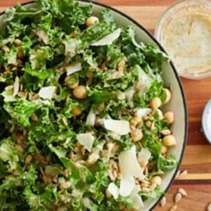 Veggie Kale Caesar