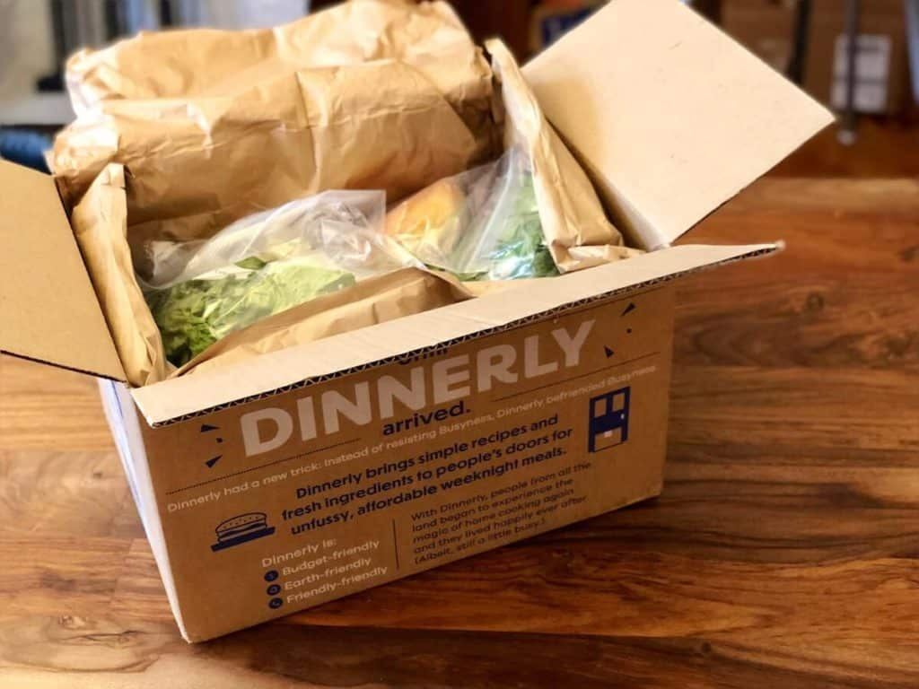 Dinnerly Meal Kit Review