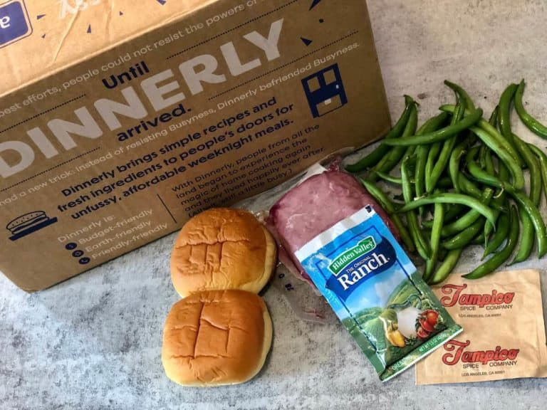 Dinnerly Box