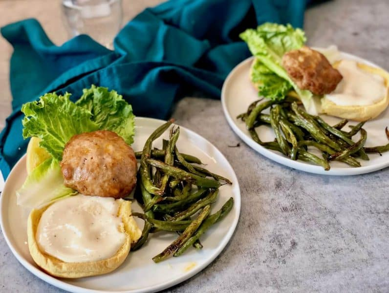 Dinnerly Recipe Review: Southwest Turkey Burgers