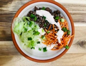 Beef Bulgogi Bowl by Hello Fresh