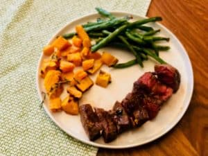Saucy Thyme Steak By Hello Fresh- Review