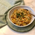 Carrot Artichoke Quinoa Risotto by Hungryroot- Review