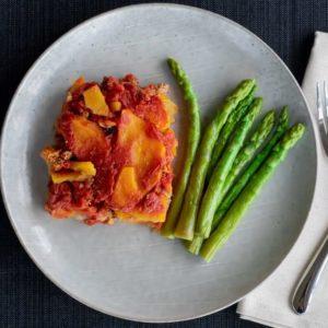 Paleo Butternut Squash Lasagna