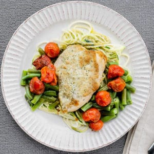 Garlic Parmesan Chicken Breast