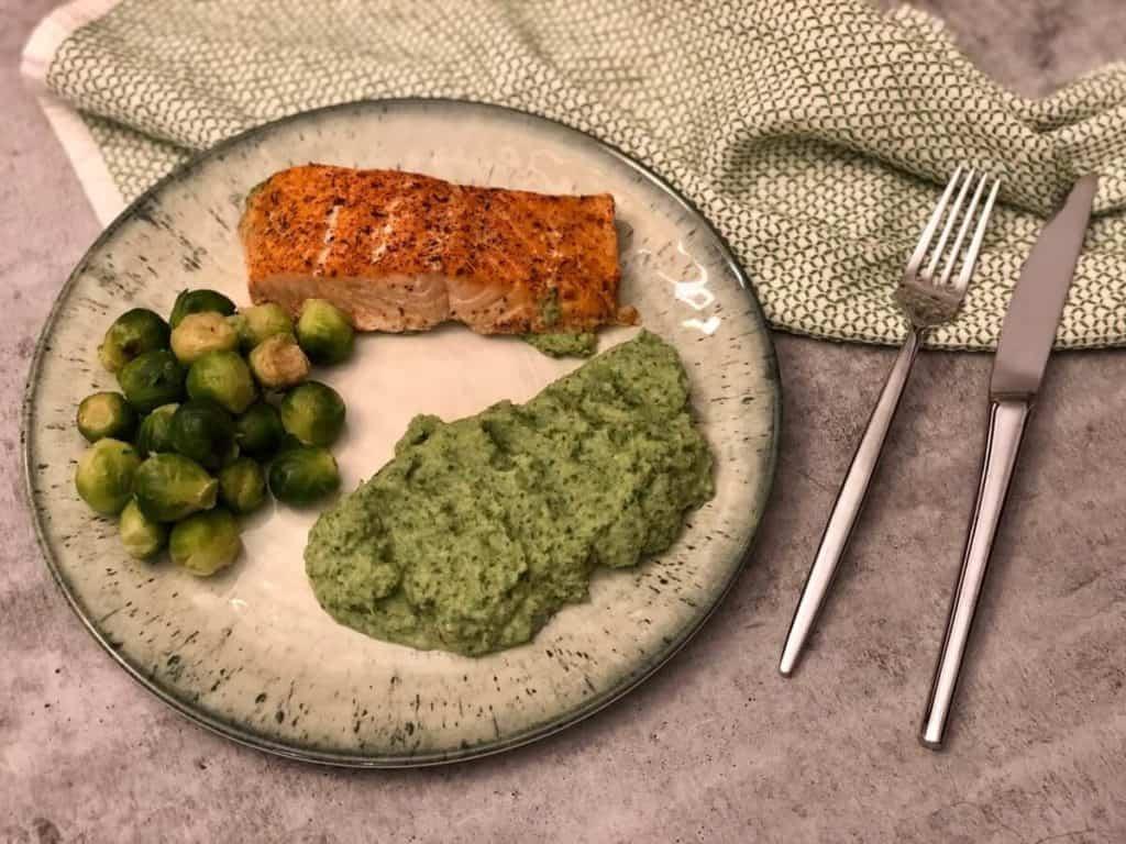 Diet to GO - salmon