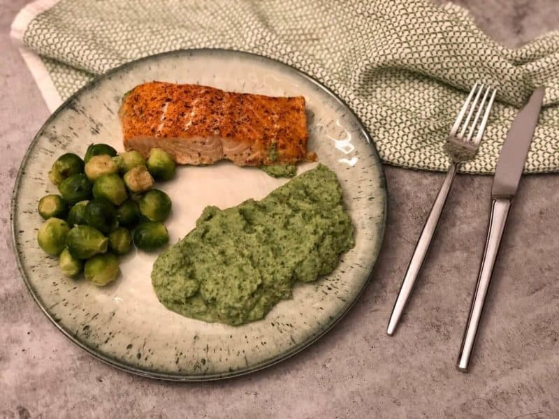 Blackened Salmon by Diet to Go – Review