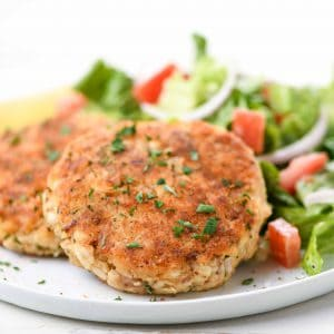 New England-Style Fish Cakes