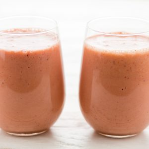 Strawberry Passion Fruit Smoothie