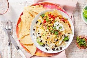 Hello Fresh Veggie Burrito Bowls