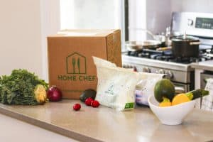 Home Chef box review