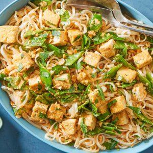 Coconut Tofu Thai Curry