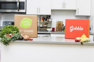 Hellofresh vs Gobble
