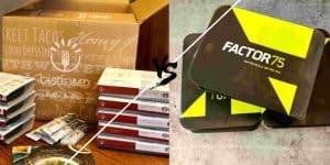 BistroMD vs Factor75