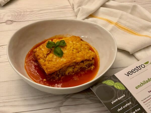 Enchilada Casserole by Veestro