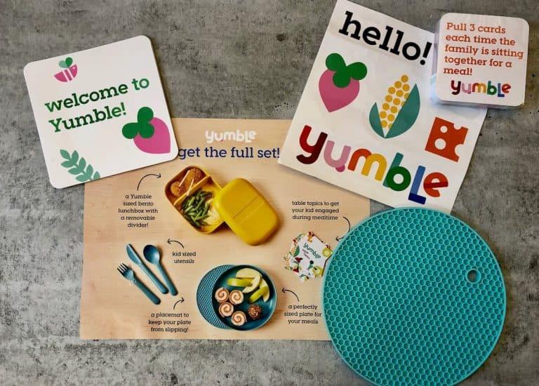 yumble kids meal kits
