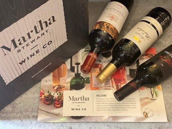 martha stewart wine club review