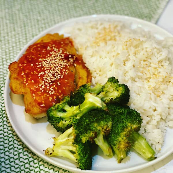 Crispy Sesame Chicken by Dinnerly