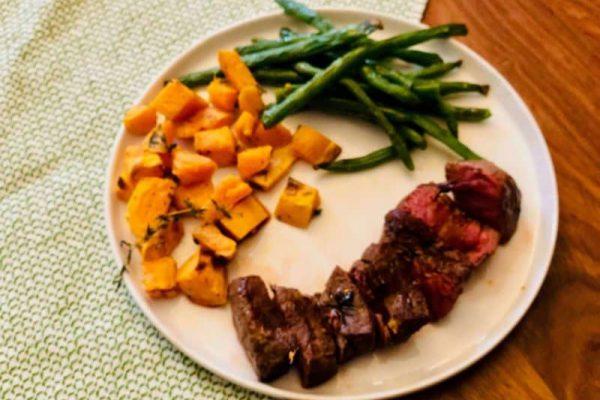 Saucy Thyme Steak By Hello Fresh