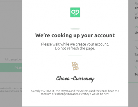 GoReadyMade ordering Process